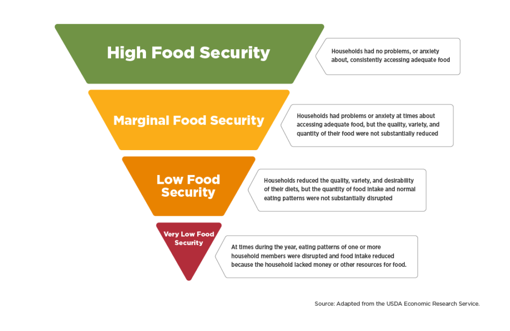 insegurança alimentar